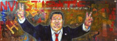 Taiwanese-American Richard Nixon