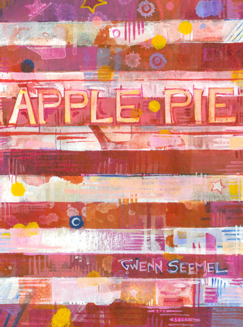 Apple Pie, the book