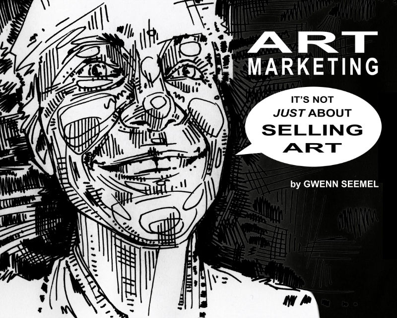 Gwenn Seemel's book about Art Marketing