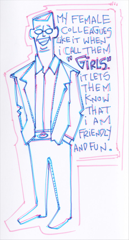 call them girls