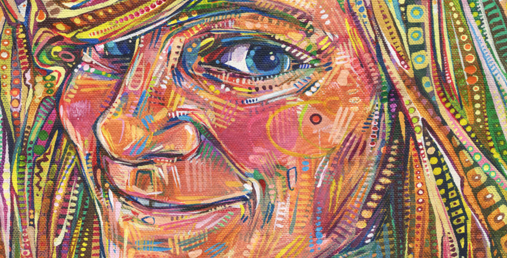 artiste peintre Gwenn Seemel