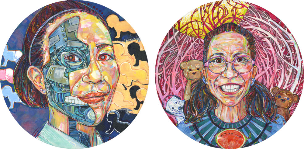 cyborg cookie cutter and the portrait of a woman as she truly is