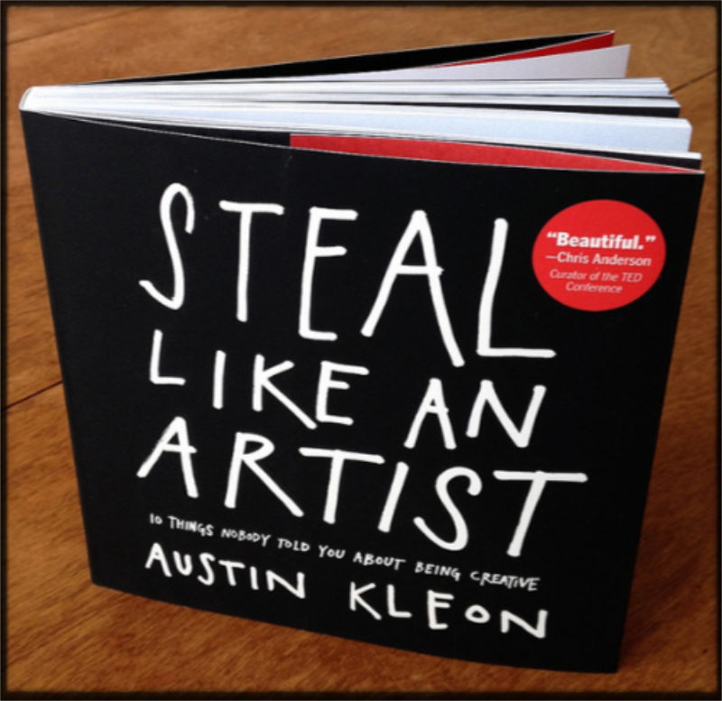 Austin Kleon's book