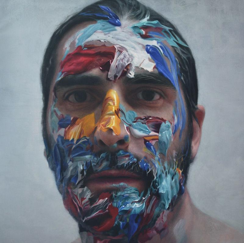 Eloy Morales Painting in my head
